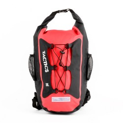 TACTICS TRAIL WTATERPROOF BAG 30L-RED image here
