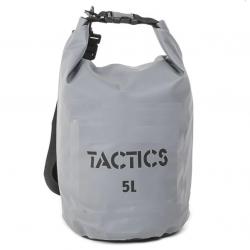 TACTICS WATERPROOF DRY BAG 5L- GRAY image here