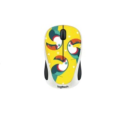 LOGITECH M238 WIRELESS MOUSE TOUCAN image here