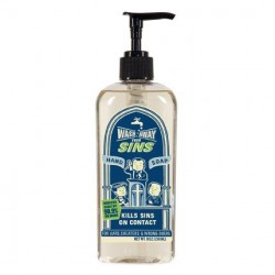 LIQUID HAND SOAP (WASH AWAY YOUR SINS) image here