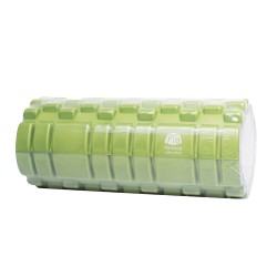 FITNESS AND ATHLETICS FOAM GRID ROLLER (GREEN) image here