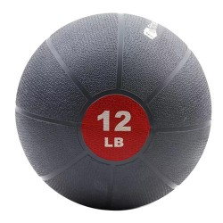 FA MEDICINE BALL 12 LBS (GRAY/RED) image here