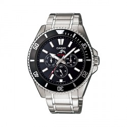 CASIO STAINLESS MDV-303D-1A1 image here