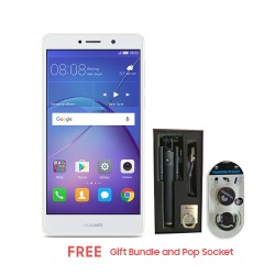 HUAWEI GR5 2017 32GB (GOLD) WITH FREE GIFT BUNDLE AND POP SOCKET image here