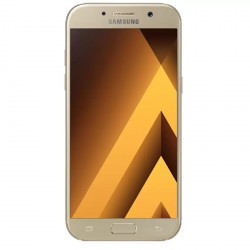 SAMSUNG GALAXY A7 2017 32GB (SAND GOLD)  image here