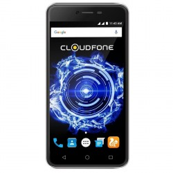 CLOUDFONE THRILL POWER 8G (SILVER)   image here