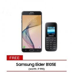 Samsung Galaxy J7 Prime 32GB (Black) with Free Samsung B105e image here