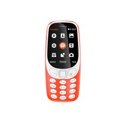 Nokia 3310 Dual Sim (Warm Red) image here