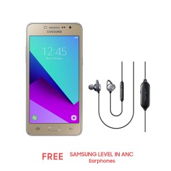 Samsung Galaxy J2 Prime (Gold) with Free Samsung Level in-anc Earphones image here