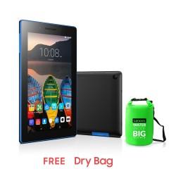 LENOVO TAB 3 ESSENTIAL 16GB(BLACK) WITH FREE DRY BAG image here