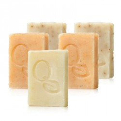 PURE SOAP BAR BUNDLE OF 5S 02 image here