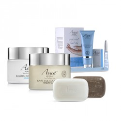 AQUA MINERAL BODY SET BUNDLE 12 image here