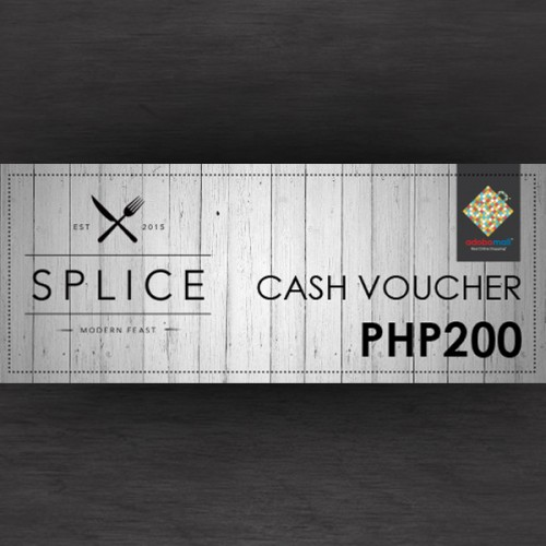 Image: Share your love for SPLICE to your loved ones. Php 200 voucher is now up for grabs!