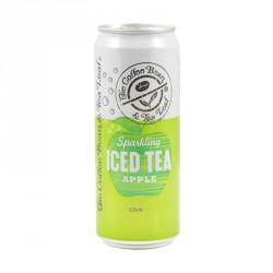 THE COFFEE BEAN & TEA LEAF® SPARKLING APPLE ICED TEA BY 24S image here