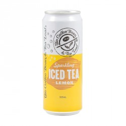THE COFFEE BEAN & TEA LEAF® SPARKLING LEMON ICED TEA BY 24S image here