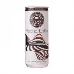 THE COFFEE BEAN & TEA LEAF® MOCHA LATTE READY-TO-DRINK BY 24S image here