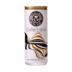 THE COFFEE BEAN & TEA LEAF® CAFÉ LATTE READY-TO-DRINK BY 24S image here