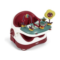 BABY BUD & ACT TRAY - RED image here