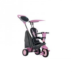 SMARTRIKE STAR 4-IN-1 TRICYCLE (PINK) image here