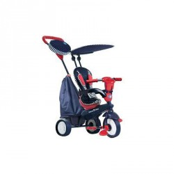 SMARTRIKE STAR 4-IN-1 TRICYCLE (BLUE) image here