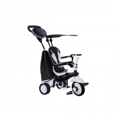 SMARTRIKE SPARK 4-IN-1 TRICYCLE (WHITE/BLACK) image here