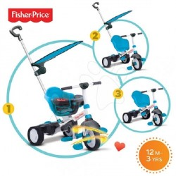 FISHER PRICE CHARM PLUS BLUE image here