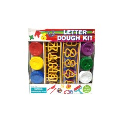 LETTER DOUGH KIT image here
