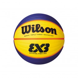 WILSON FIBA 3X3 OFFICIAL GAME BALL image here