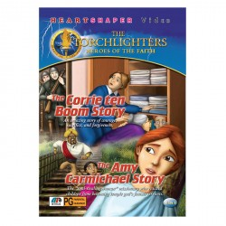 2 IN 1 THE CORRIE TEN BOOM STORY / THE AMY CARMICHAEL STORY image here