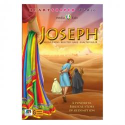 JOSEPH: BELOVED SON, REJECTED SLAVE, EXALTED RULER image here