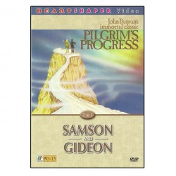 PILGRIM'S PROGRESS / SAMSON AND GIDEON image here