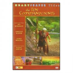 THE TEN COMMANDMENTS image here