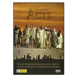 VISUAL BIBLE: BOOK OF ACTS image here