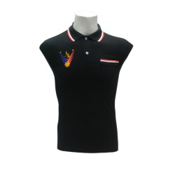 POLOSHIRT WITH POCKET image here