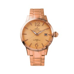 MEN'S GYRO CLASSIC STAINLESS STEEL ALL ROSE GOLD WATCH KW2017-1410 image here