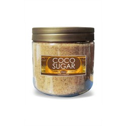 ORGANIC COCONUT SUGAR FROM COCONUT NECTAR image here