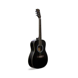 THOMSON ACOUSTIC GUITAR (BLACK)   image here
