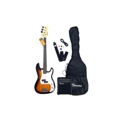 THOMSON ELECTRIC BASS GUITAR PACKAGE (SUNBURST)   image here