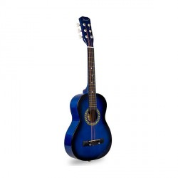 JG-30 NYLON ACOUSTIC ELECTRIC GUITAR (BLUE)   image here