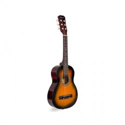 JG34 MINI ACOUSTIC ELECTRIC GUITAR (SUNBURST)  image here