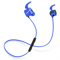 BLUEDIO TE WIRELESS SPORTS HEADSET (BLUE) image here