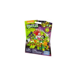 MEGABLOKS TMNT MICRO ACTION FIGURES SERIES 1 - BLIND PACK image here
