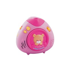 VTECH LULLABY TEDDY PROJECTOR (PINK) image here
