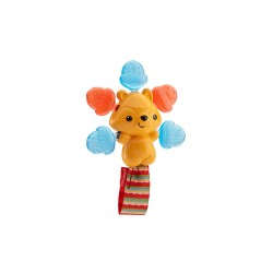 FISHER PRICE CLICKITY-CLACK ACORN           image here