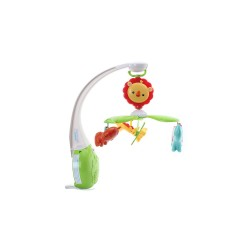 FISHER PRICE GROW WITH ME MOBILE image here
