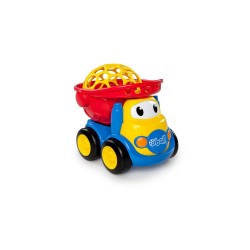 BRIGHT STARTS GO GRIPPERS DUMP TRUCK image here