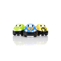 BRIGHT STARTS GO GRIPPERS RACE VEHICLES - 3PCS PACK image here