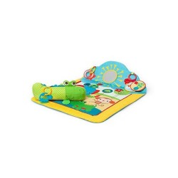 BRIGHT STARTS CUDDY CROCODILE PLAY MAT image here