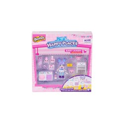 Shopkins Happy Places Shopkins Season 2 Welcome Pack - Bunny Laundry image here