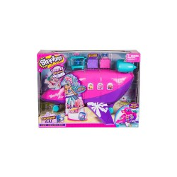 Shopkins Season 8 Jet Vehicle Playset image here